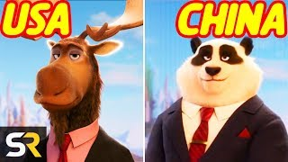 Kids Movies That Were Changed in Other Countries