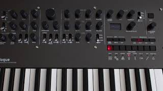 KORG MINILOGUE-ELECTRO PACK-100 NEW PRESETS