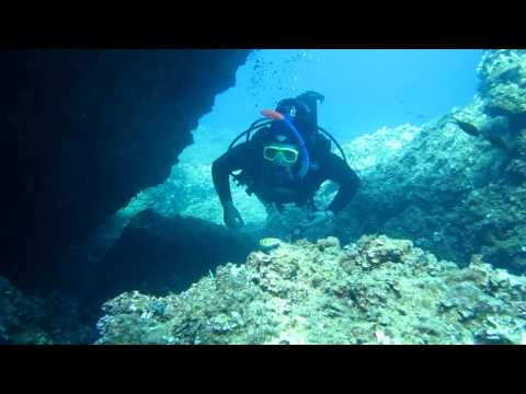 hercules marine activities-scuba diving school-seakayak tour