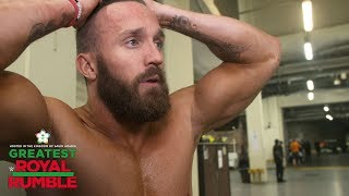 Mike Kanellis is in disbelief after getting eliminated by Mark Henry: WWE Exclusive, April 27, 2018