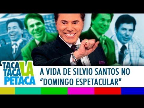 Domingo Espetacular   A Vida de Silvio Santos (2011)   Record