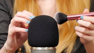 ASMR Intense Microphone Brushing, Scratching & Stroking - (No Talking) Binaural 4K