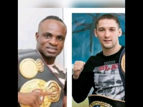 "EMMANUEL ""GAME BOY"" TAGOE VS VYACHESLAV GUSEV MAYBE A RICHARD COMMEY FIGHT IN FUTURE"