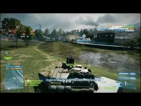 Battlefield 3 on HP Pavilion G6 with AMD E2-3000m ATI HD 6380G