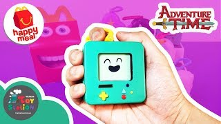 Adventure Time, Happy Meal McDonald Toy Collection in November - ToyStation 123