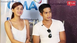 Janine Gutierrez and Aljur Abrenica on PEP TALK Full Episode