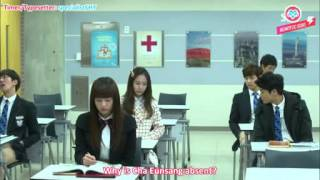 ENG SUB f(x) Krystal The Heirs ep 17 cut