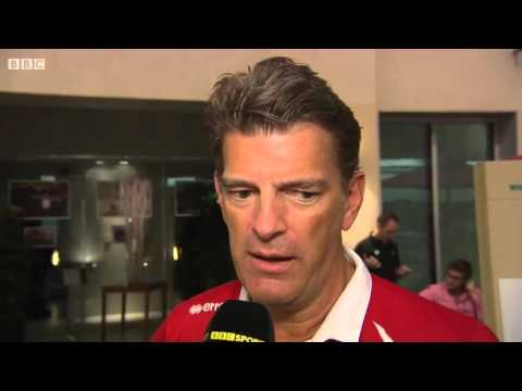 2015 Abu Dhabi - Post-Race: Graeme Lowdon