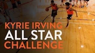 Kyrie Irving All Star Dribble Challenge   Skills Training   PGC Basketball