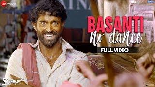 Basanti No Dance - Full Video | Super 30 |  Hrithik Roshan & Mrunal Thakur | Ajay Atul