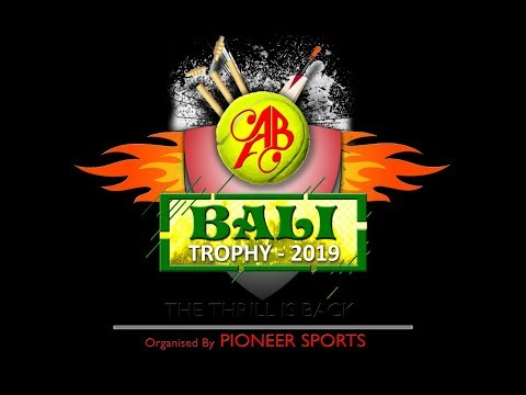BALI TROPHY 2019 ORG BY- PIONEER SPORTS || PRINCE MOVIES || DAY 10