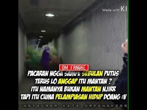 """Video Story Wa """"pacaran Ngga Sampe Sebulan Udah Putus"""""""