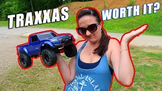 Our NEW Traxxas TRX-4 Sport RC Trail Truck - Worth the Money? - TheRcSaylors