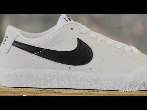 Nike SB Air Zoom Blazer Low XT Shoes Review - CCS.com