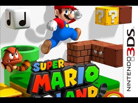 CGRundertow SUPER MARIO 3D LAND for Nintendo 3DS Video Game Review
