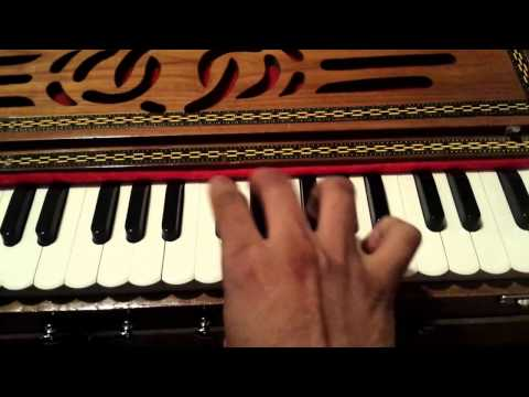 Vajle Ki Bara-interlude Harmonium video