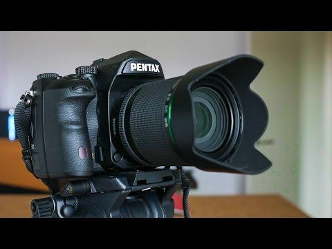 Pentax K-1 Full Frame DSLR Detailed Review