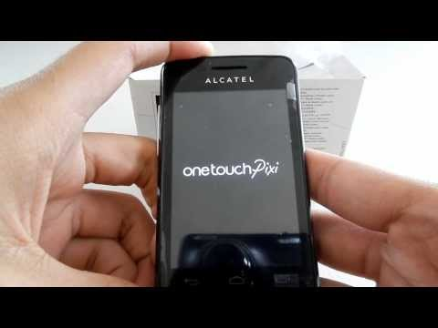 Review and Unboxing Alcatel One Touch Pixi 4007 by GeekMindRD (espanol)