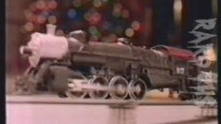 Chattanooga Choo-Choo Tres de Juguete de CarTan 1992 Argentina