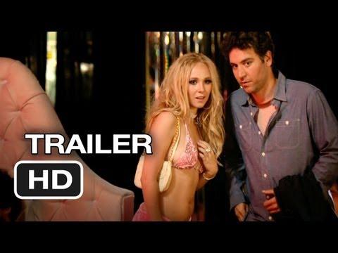 Afternoon Delight Official Trailer #1 (2013) - Josh Radnor, Juno Temple, Jane Lynch Movie HD