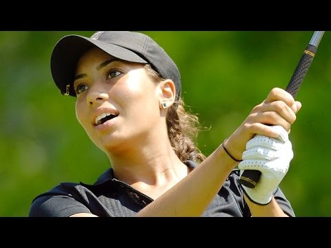Tiger Wood's Niece Cheyenne Woods In India
