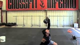 "CrossFit - ""Arnie"" Hero WOD with Bill Grundler"
