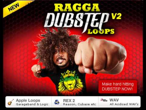 Ragga Loops - Ragga Dubstep #2 video