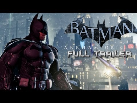 Batman: Arkham Origins Full Trailer