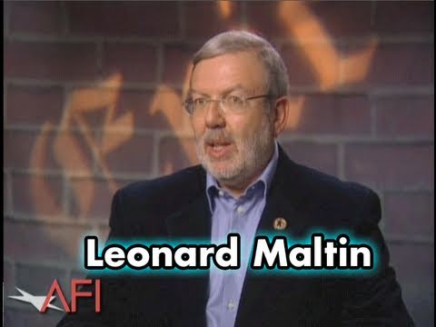 Leonard Maltin On THE TEN COMMANDMENTS