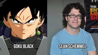 Characters and Voice Actors - Dragon Ball Fighterz (English and Japanese)