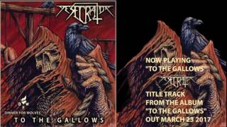 DESECRATOR - To The Gallows (Lyric video)