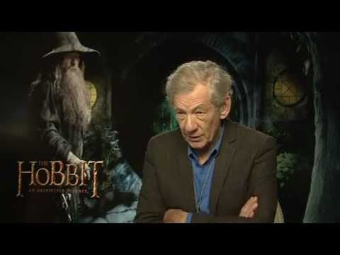 Sir Ian McKellen chats to 13-year-old FILMCLUB reporter about The Hobbit