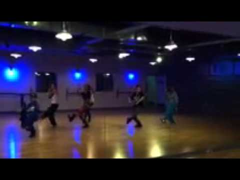 Pop that Icon Dance Open 11-8-12