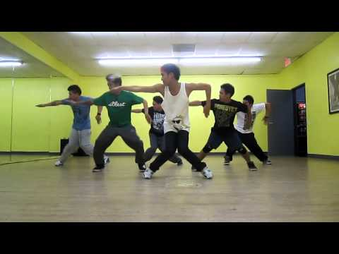 Кульный танец японцев
