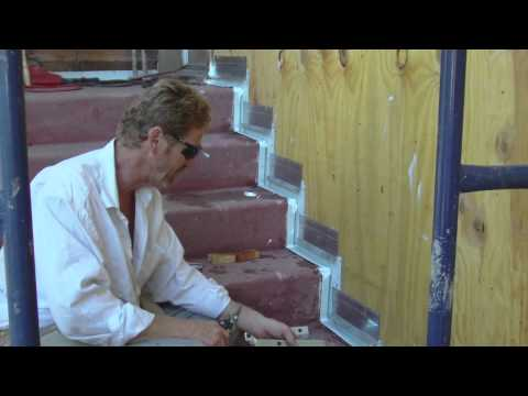 How Why And Where To Install Stucco Drip Screeds Youtube