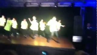 ICONic Boyz concert 10-31-2011 full dance