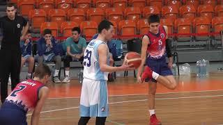 Академик Бултекс 99 vs БУБА Баскетбол U16 09.02.2019