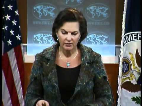 US State Department Spokesperson Victoria Nuland Comments on Balochistan issue