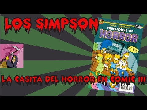 Los Simpson: (Fangame) Treehouse of Horror - Review
