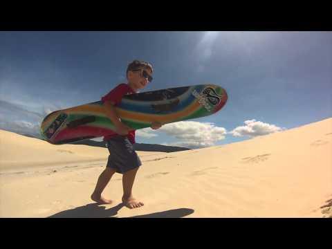 GoPro - Surfavel - Ian Lage Sand Board em Florianópolis