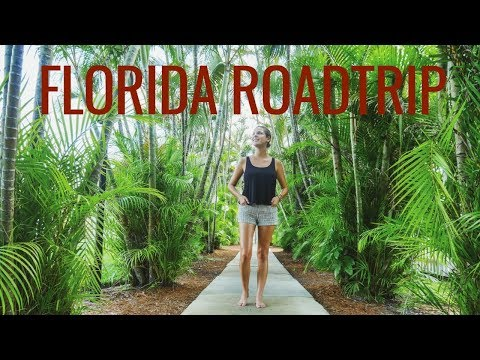 Miami, Everglades & Florida Keys ROADTRIP | FLORIDA Vlog #2