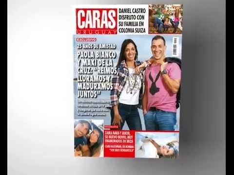 EN CARAS URUGUAY DE JULIO 2015