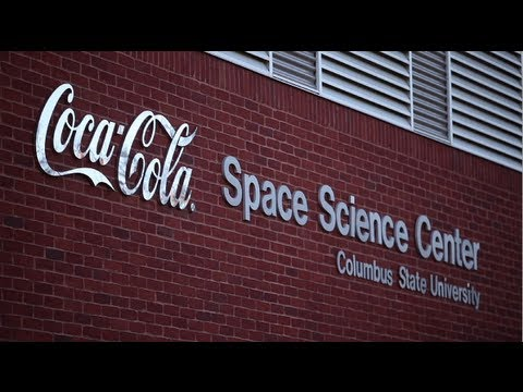 Coca-Cola Space Science Center