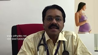 Diabetes and Pregnancy:Malayalam video by Jothydev