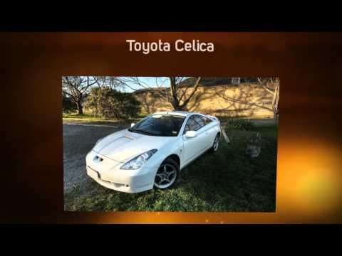 Toyota Sports Car List List of Toyota Sports Cars