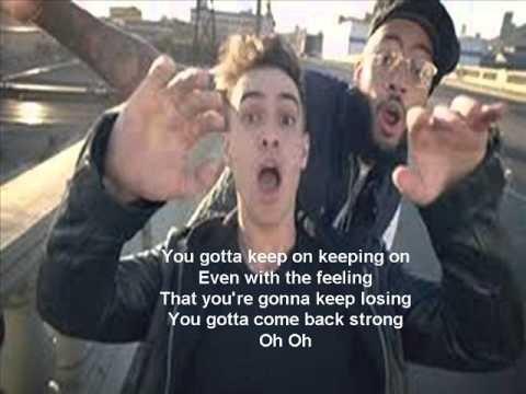 Travie McCoy Keep On Keeping On ft. Brendon Urie lyrics
