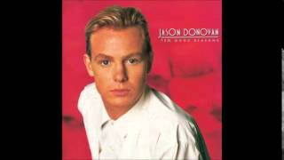 Watch Jason Donovan Time Heals video
