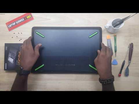 HP Pavilion Power 15 cb518tx Ram & HDD Upgrade