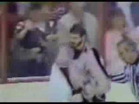 Hextall Jumps Chelios Video