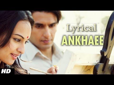 Ankahee Lootera Song With Lyrics | Ranveer Singh, Sonakshi Sinha